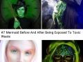 Makeup artist shows horrifying fate of Disney princesses & pop icons