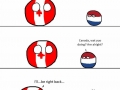 Did you forget your pills again Canada?