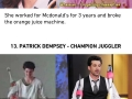 Celebs who had surprising jobs before they were famous