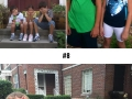 Parents post their glorious moment their kids go back to school