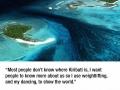 Kiribati dancing weightlifter David Katoatau