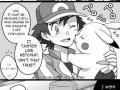 Pokemon in the manga comic