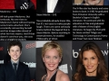 Celebs with the highest IQ