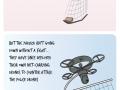 Drone war in Tokyo is pretty cool