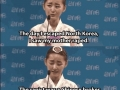 Girl escapes from North Korea