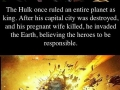 Hulk facts