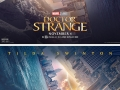 Doctor Strange character posters