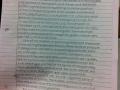 Satisfying handwriting
