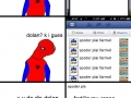Spoderman as wished