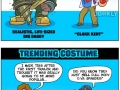 Nerdy costumes you'll see this halloween