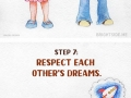 Steps for achieving a relationship you�ll value your whole life