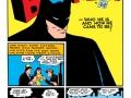 Batmans original origin seems less darker