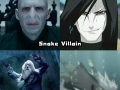 Harry Potter & Naruto similarities