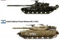 Modern main battle tanks