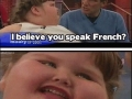 Speaks French