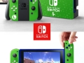 Nintendo Switch in different colours & themes