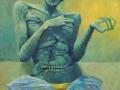 Facts about Zdzisław Beksiński's paintings