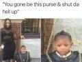 This poor child