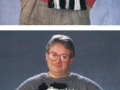 Ugly sweaters from the 80s
