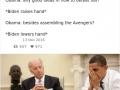 Imaginary convos between Obama & Biden