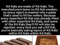 Yo dawg I heard you like Kit kat on a Kit kat made from a Kit kat
