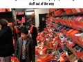 Black Friday shoppers destroyed Nike store