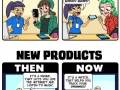 Apple: Then VS Now