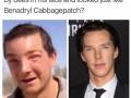 Poor Benadryl Cabbagepatch