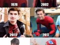 The Youthening of Spider-Man