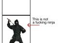 What a ninja is