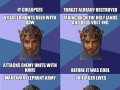 Age of Empire II logic