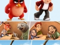 How would cartoons look like as people