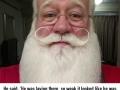 Terminally ill boy dies in Santa�s arms
