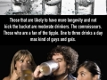 People who drink moderately live longer