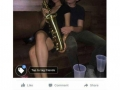 Are you guys having SAX?