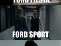 The not so many emotions of Ford