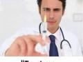Damn you doctors!