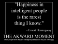 Happiness & Intelligence