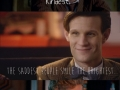 Re-quoted in Doctor Who theme