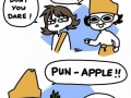 This fruit will make you so punny