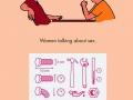 Men vs women on s*x