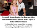 Mark Wahlberg says he�ll go prison if Bieber dates his daughter