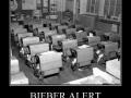 Bieber Alert