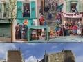 Patrick Kommesi transforms boring buildings