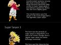 Super saiyan transformations