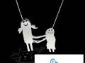 Artists turn kids� doodles into jewelry