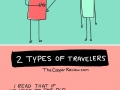 Which type of traveller are you?