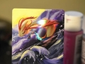 Painter brings old Pokemon cards back to life by repainting them