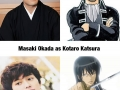 Gintama live-action cast confirmed