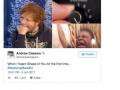 Tweets about Ed Sheeran�s return to music